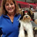Lynn Meyer and Rocky Mountain's Sir Comet Leo Club Binary