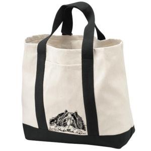 Biewer Terrier Tote Bag