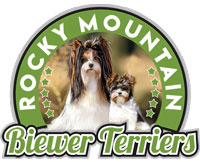 Rocky Mountain Biewer Terriers Logo