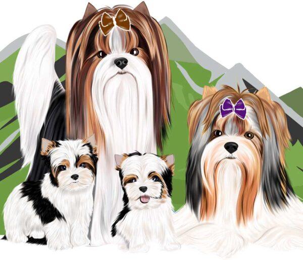 Unity Biewer Puppy